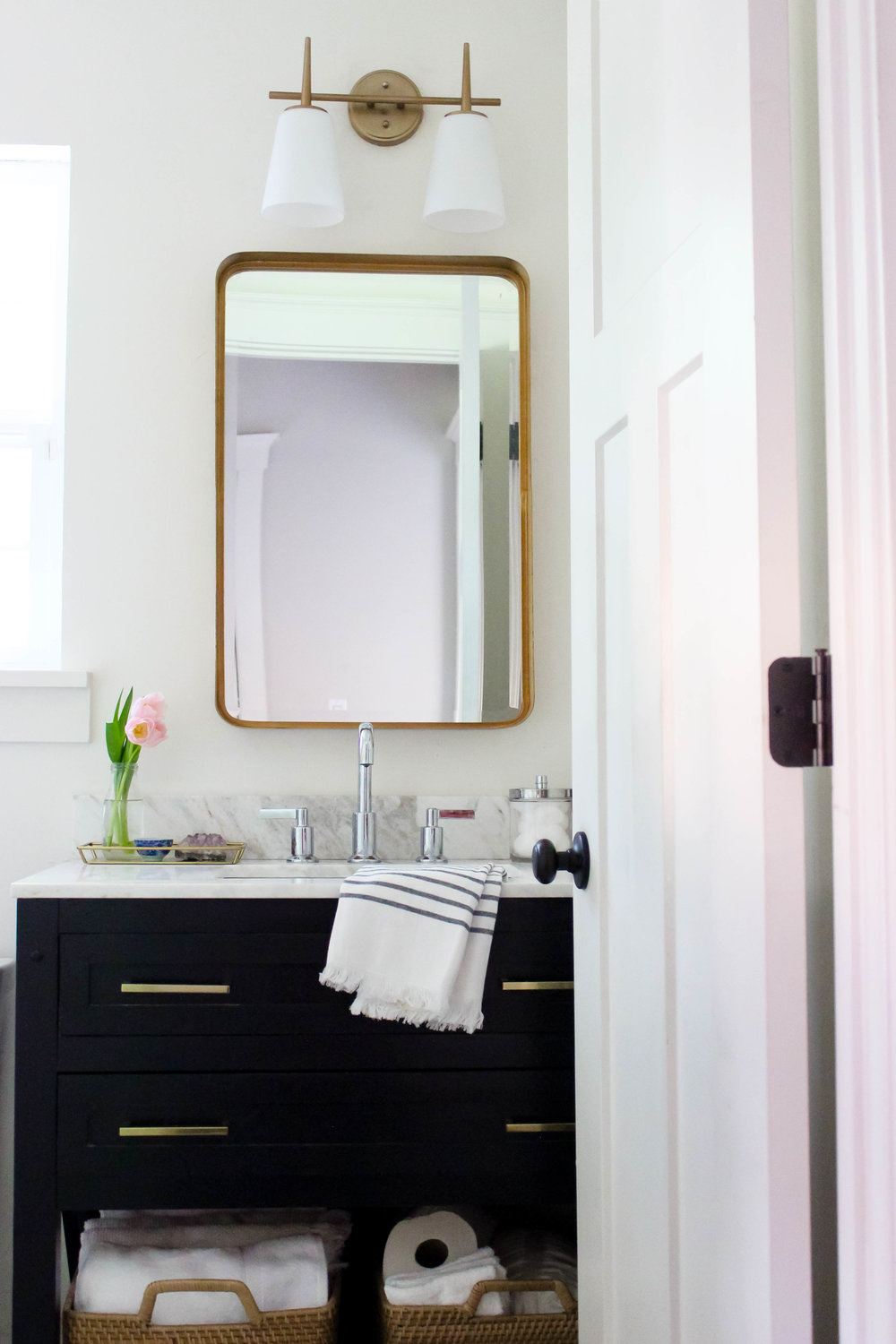 Master Bathroom Part 2 | Bathroom Reveal — Katrina Blair | Interior ...
