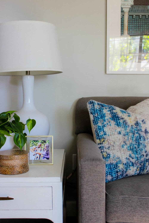 House Tour: My Living Room — Katrina Blair | Interior Design | Small ...
