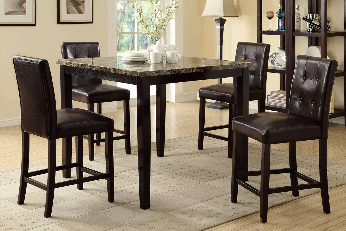 Exceptional Greg 5 PC Dining Room