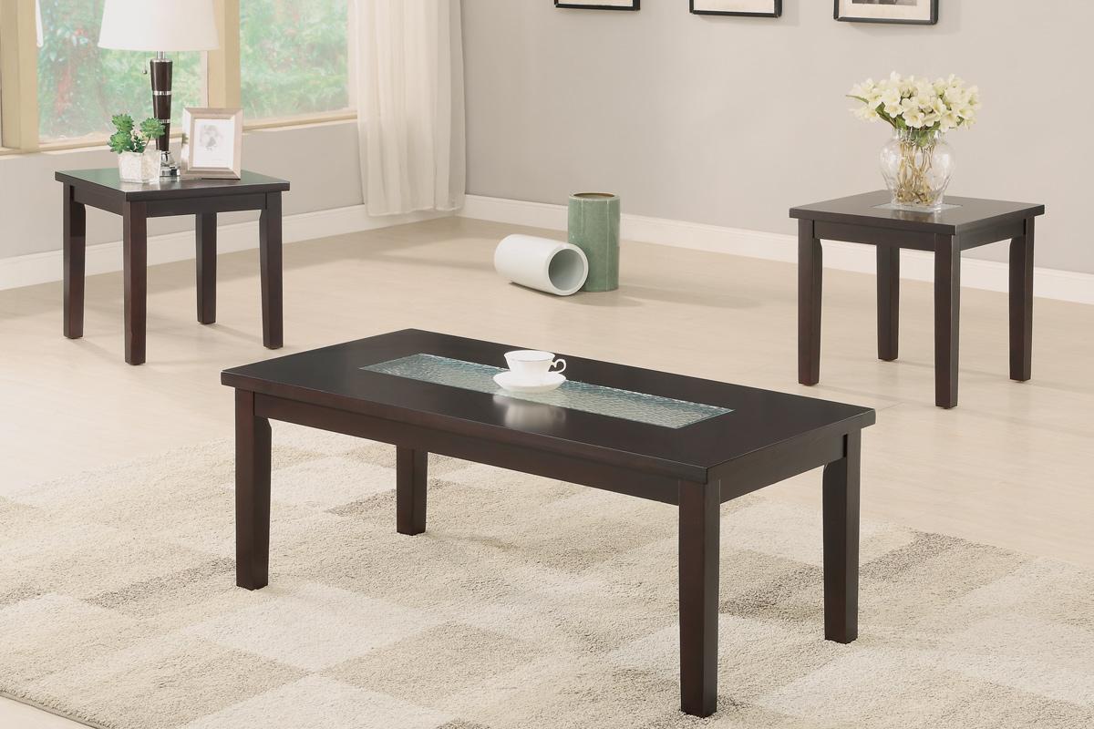 Carol 3-Piece Coffee Table Set — Coco Furniture Gallery Furnishing ...