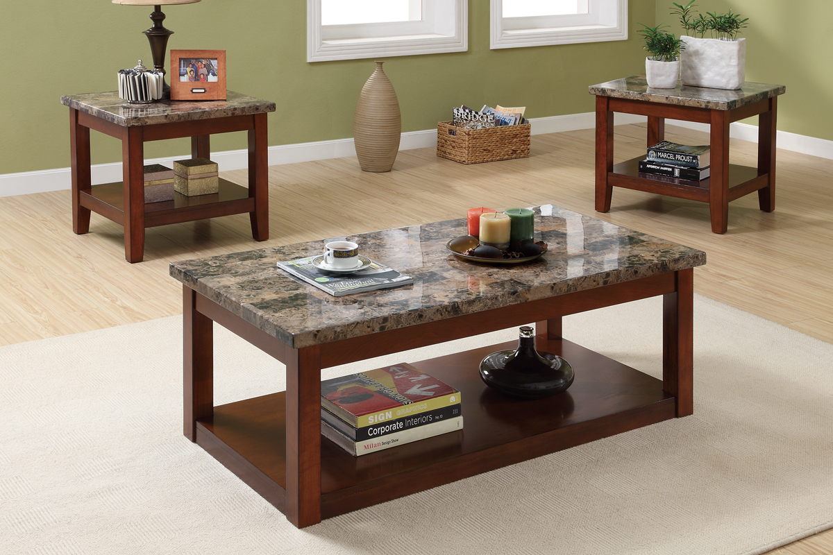 Denise Piece Coffee Table Set Coco Furniture Gallery