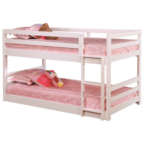 Multiples White Bunk Bed Coco Furniture Gallery Furnishing Dreams