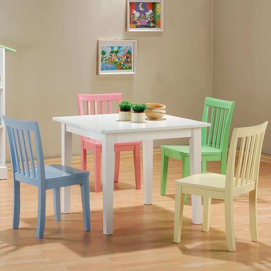 Party City 5PC Dining Set — Coco Furniture Gallery Furnishing Dreams