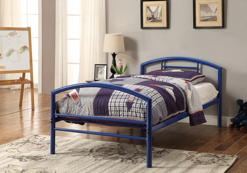 Massimo Metal Bed   Multicolor U2014 Coco Furniture Gallery Furnishing Dreams