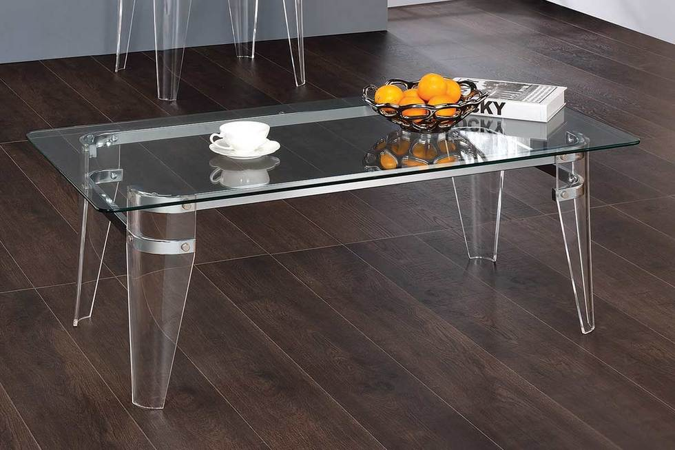 crystal coffee table — coco furniture gallery furnishing dreams