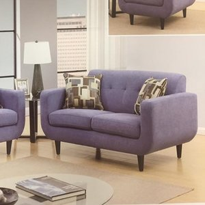 Fall Blue Sofa And Loveseat Set Coco Furniture Gallery Furnishing