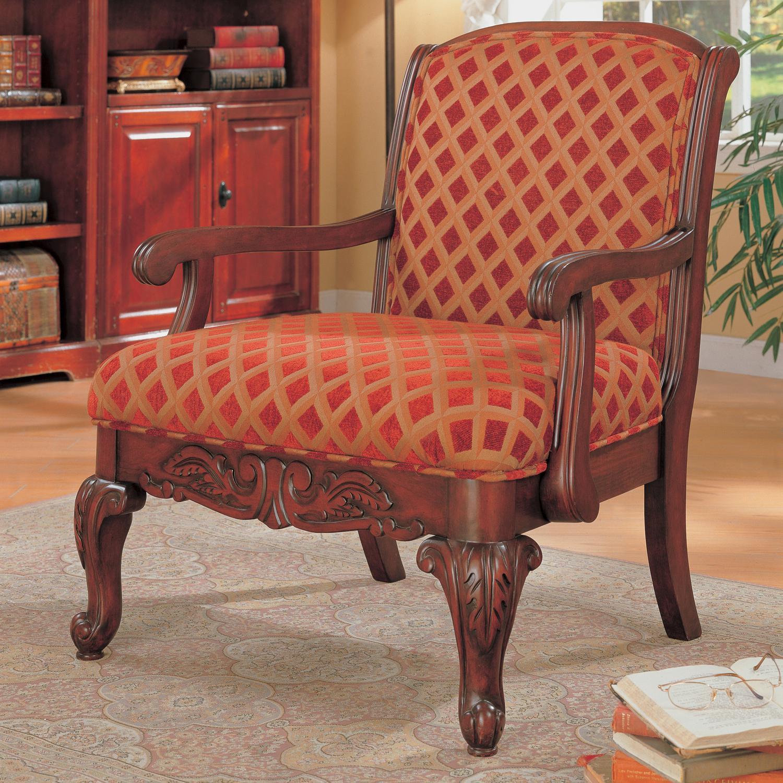 Clakzon Accent Chair - Clakzon Accent Chair — Coco Furniture Gallery Furnishing Dreams