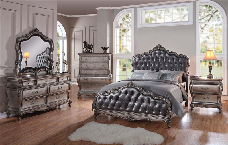 ainwell antique platinum collection — coco furniture gallery