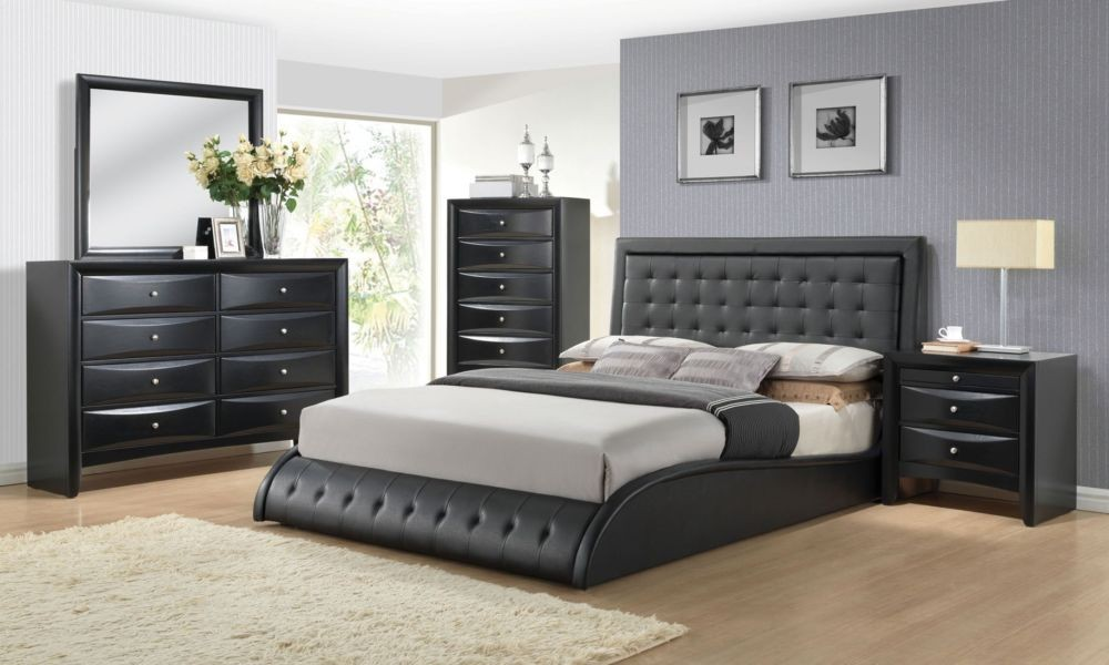 black bedroom sets king. Neo Black Collection  Coco Furniture Gallery Furnishing Dreams