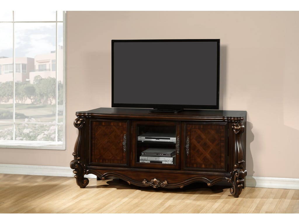 cherry wood tv stand Dresden Cherry Oak TV Stand — Coco Furniture Gallery Furnishing Dreams cherry wood tv stand