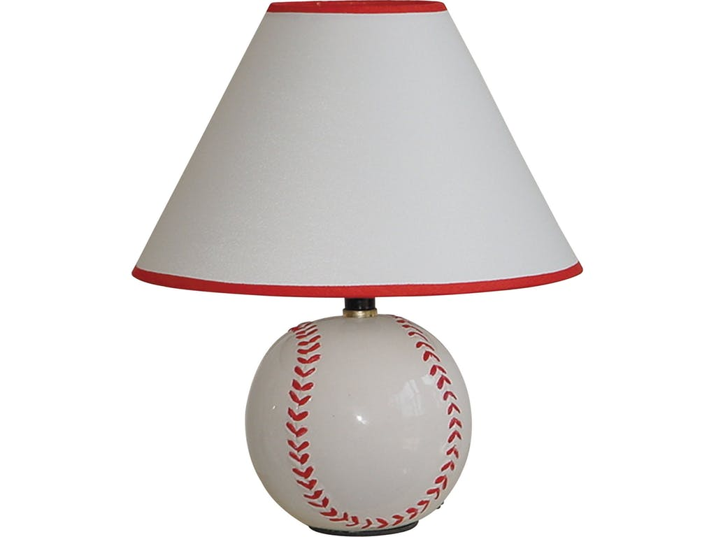 Sonny baseball table lamp coco furniture gallery furnishing dreams sonny baseball table lamp geotapseo Image collections