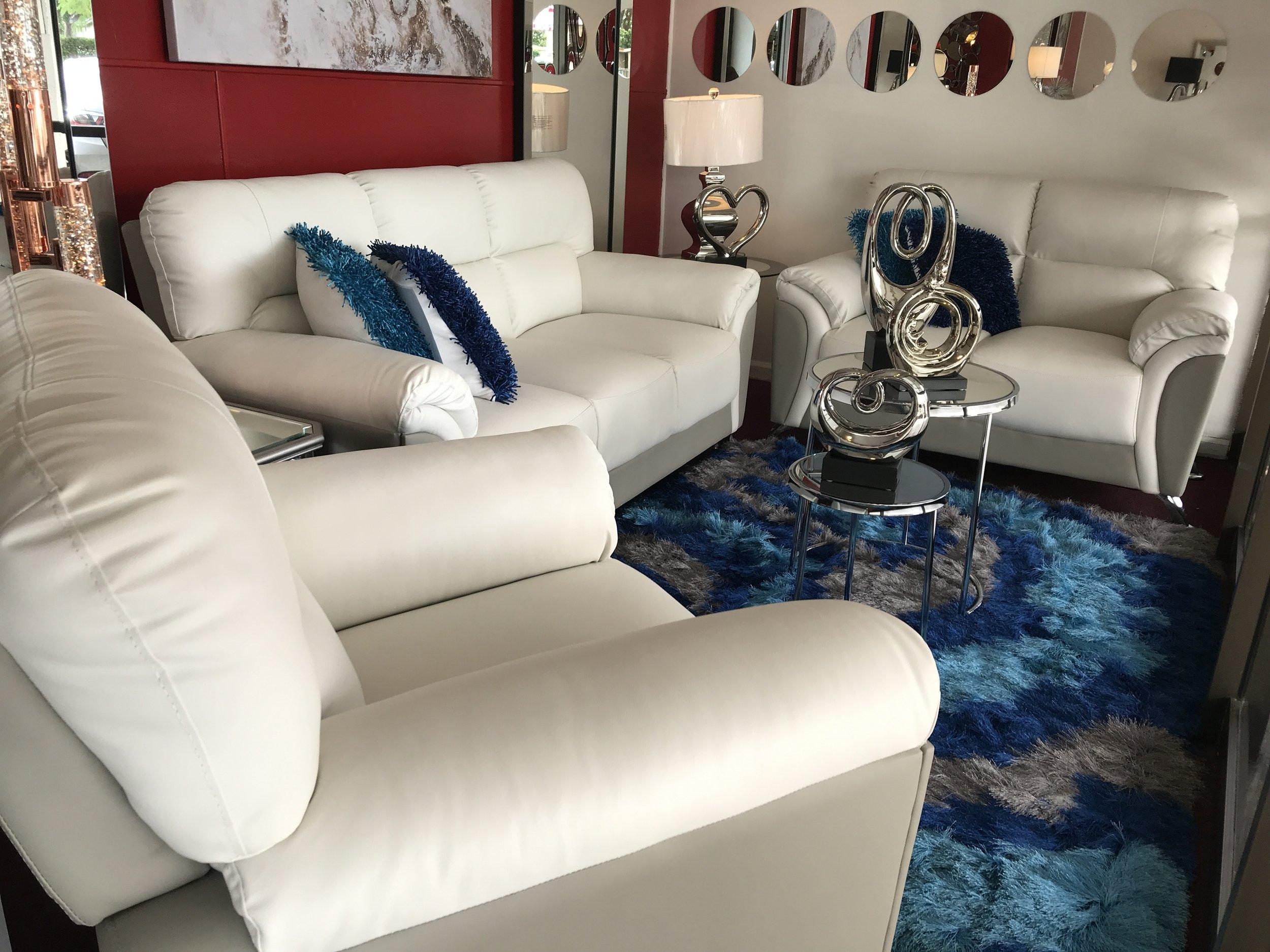 Nexa 3 Pc Living Room Set