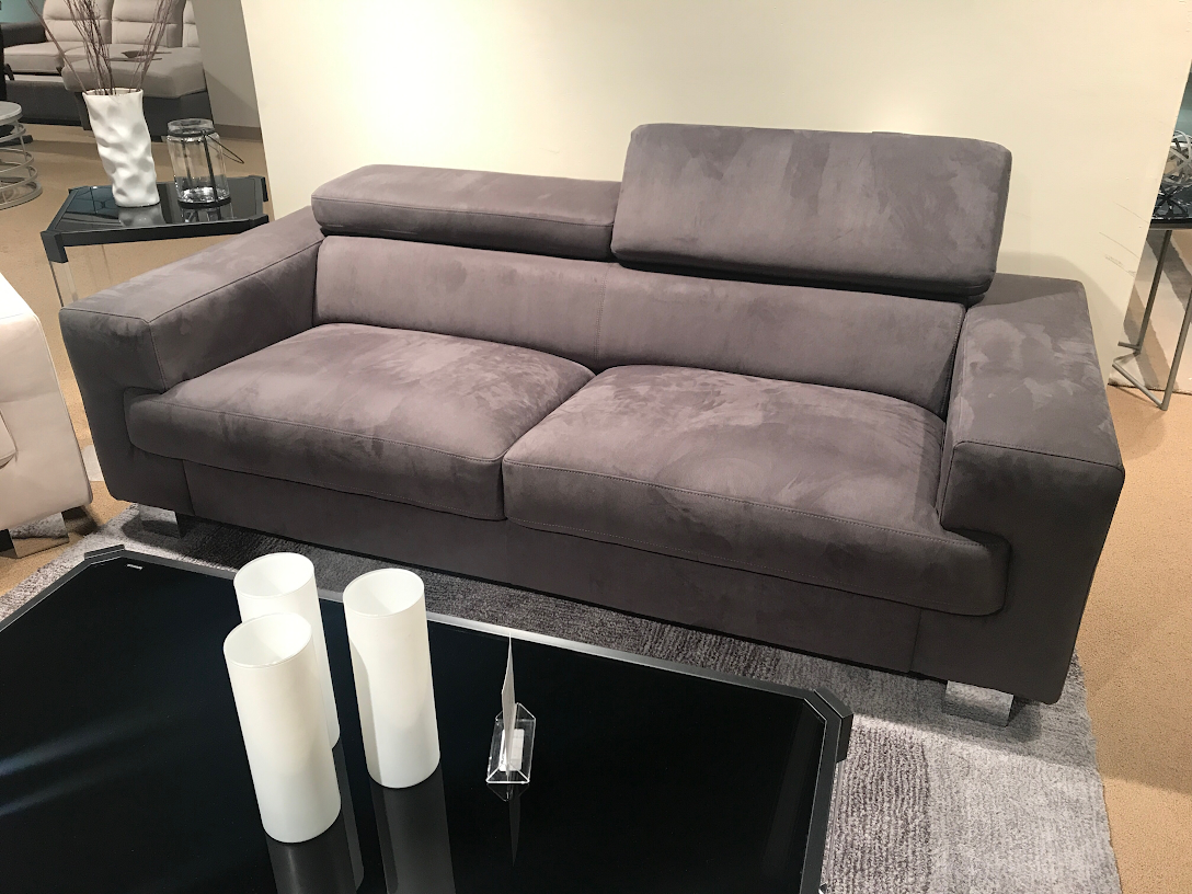Paola Grey Sofa And Loveseat Set Coco Furniture Gallery Furnishing
