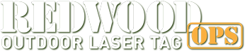 Redwood Ops: Outdoor Laser Tag | Team Building | Parties | Events