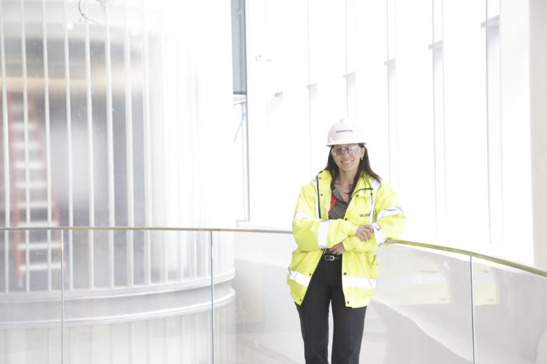 Skanska Leader Industrial photography by corporate photographer Michael Benabib