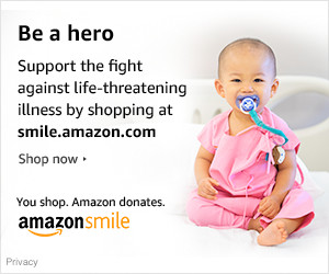 "Shop and amazon gives!  Supporters who enjoy shopping can now shop at  Amazon.smile.com  and support the Muscle Movement Fdn.! Select the ""Muscle Movement Fdn."" as your charity of choice and Amazon donates 0.5% of your purchases to MMF."