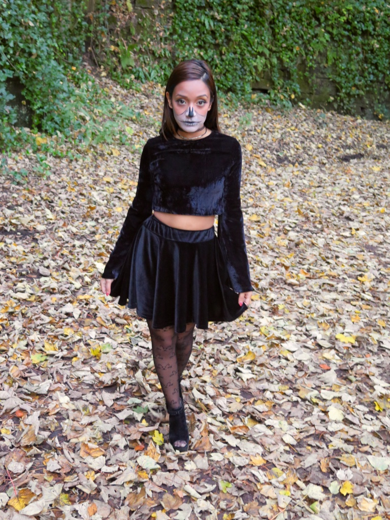HALLOWEEN FASHION & MAKEUP