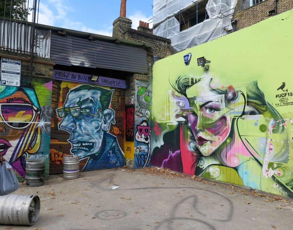 Shoreditch Bricklane