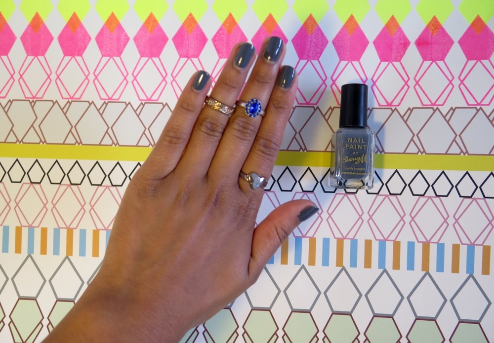 Barry M – Grey