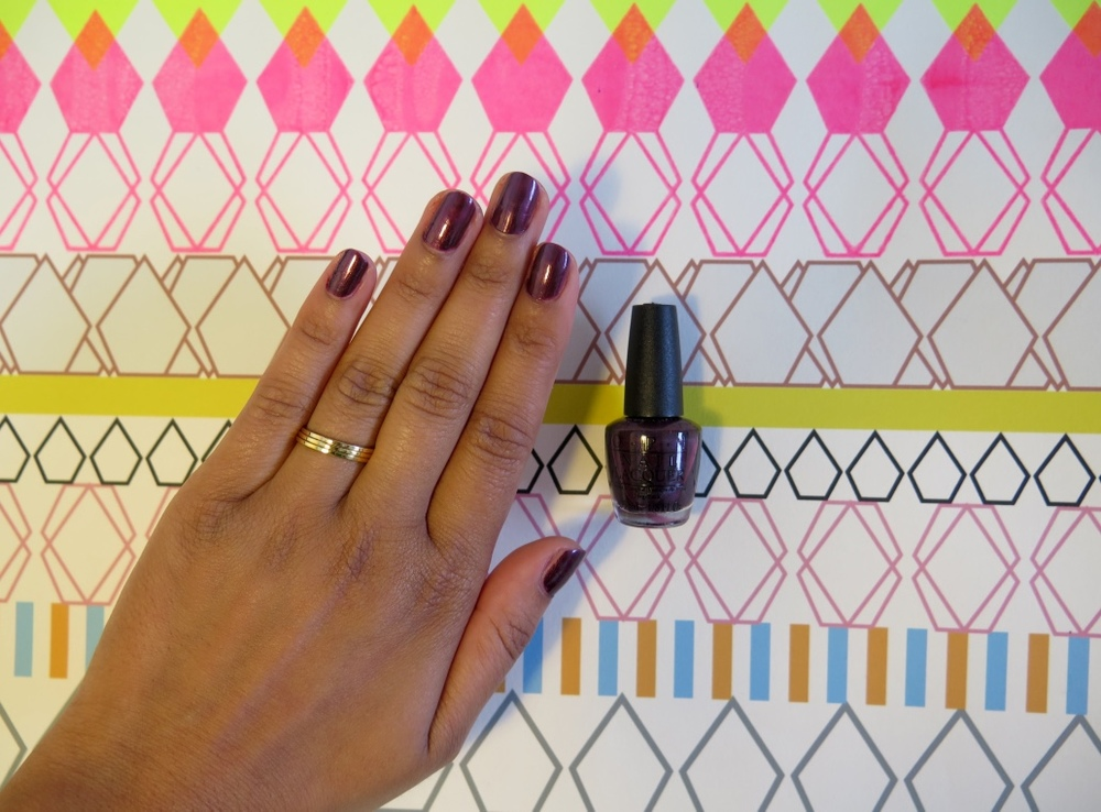 OPI – Tease-y Does It