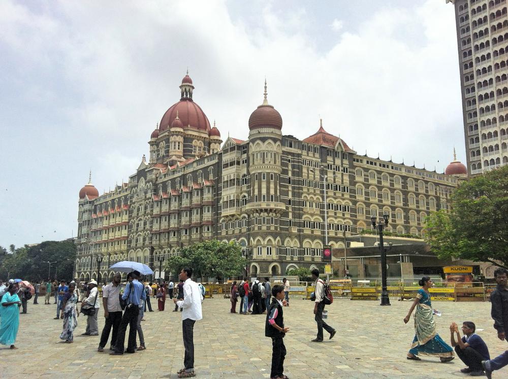 THE TAJ MAHAL PALACE HOTEL, MUMBAI, INDIA