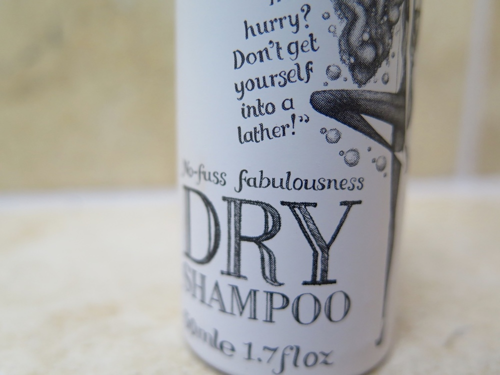 Percy and Reed No-Fuss Fabulousness Dry Shampoo