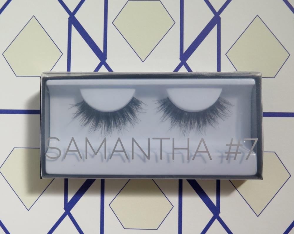 Huda Beauty Lashes, Samantha #7