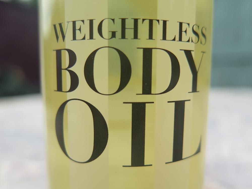 Victoria's Secret Weightless Body Oil