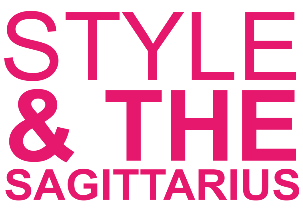 STYLE AND THE SAGITTARIUS