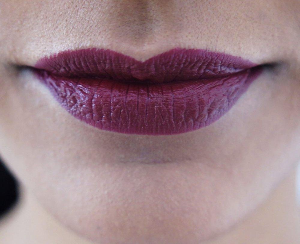 MAC STUDDED KISS MATTE LIPSTICK