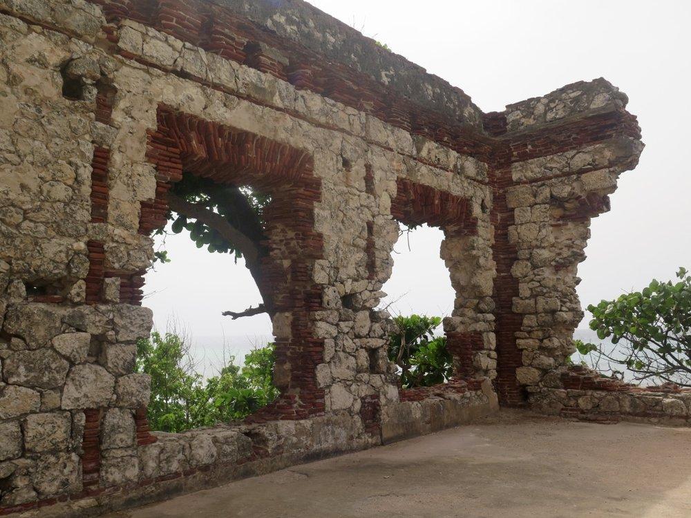Old Aguadilla lighthouse ruin, Aguadilla, Puerto Rico