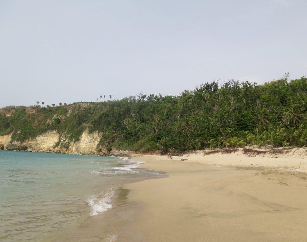 Borinquen Beach, Aguadilla, Puerto Rico