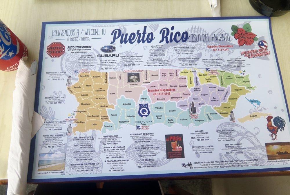 Latin Star, Condado, Puerto Rico