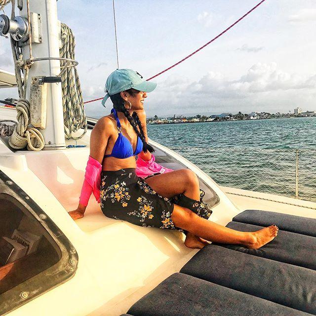 When I was living that happy yacht life 🛥 . . . #boating #sailaway #boatlife #yachtparty #sailboat #sailinglife #yachtlife #luxuryyacht #yachting #superyachts #yachtclub #motoryacht #superyacht #yachtdesign #charter #megayachts #billionairetoys #yachtinglifestyle #megayacht #yachtworld #sailingboat #yachtlifestyle  #puertorico #viejosanjuan #sanjuan #sanjuanpr #oldsanjuan #elviejosanjuan #sailpr