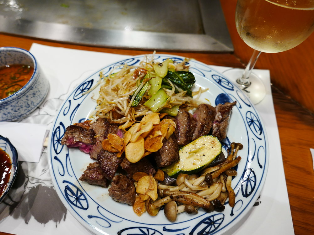 Steakland Kobe. Google it.