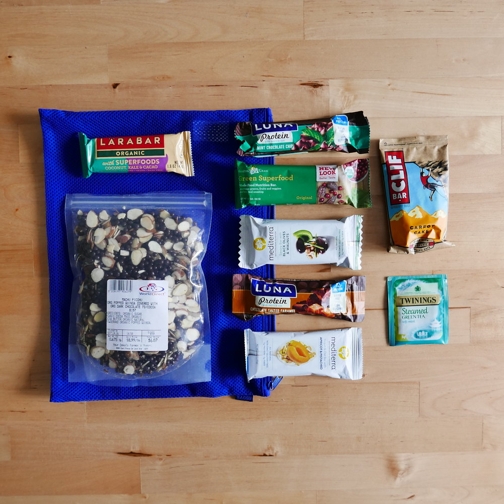 Survival Snack Pack