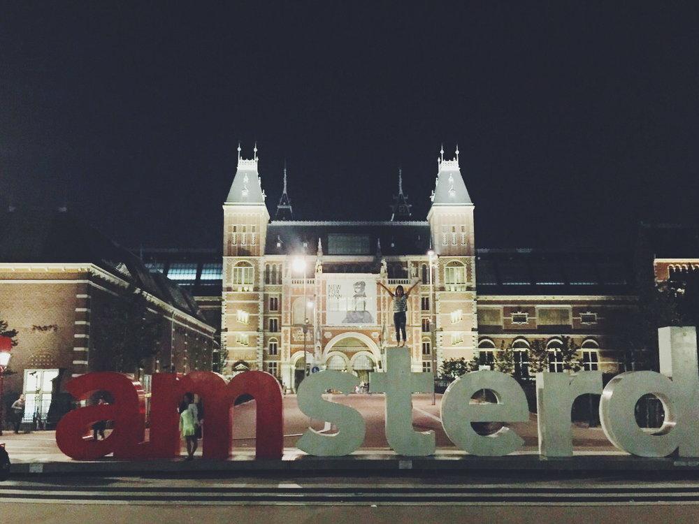 Amsterdam Snapshot - 2015