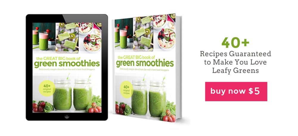 Green Smoothie Cookbook