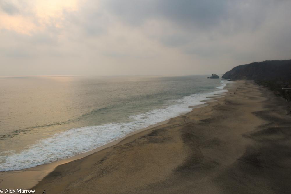 Mazunte Beach, Oaxaca