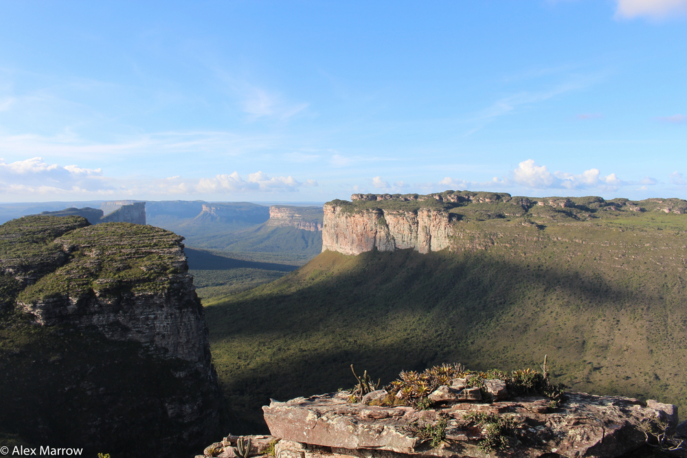 Morro de Pai Inacio, Chapada Diamantina