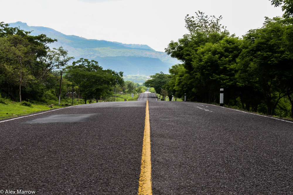 The Pan-American Highway, Nicaragua