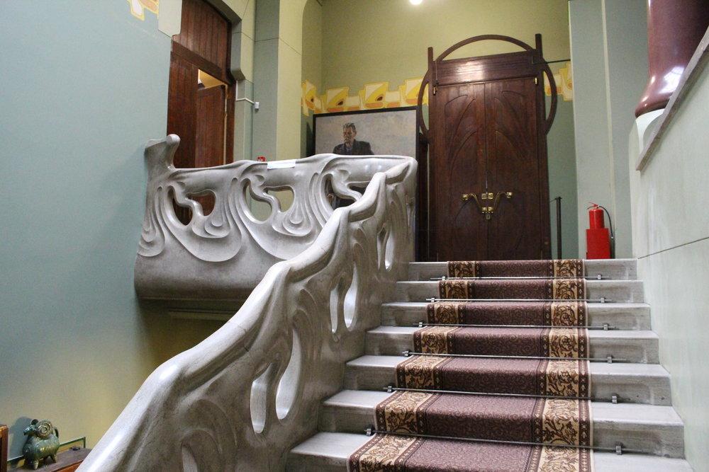 Gorky's staircase