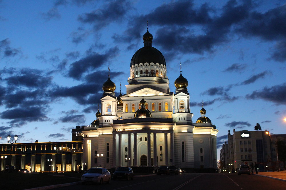 Cathedral of St. Theodore Ushakov, Saransk