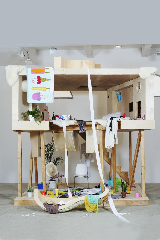 Another Primitive Hut