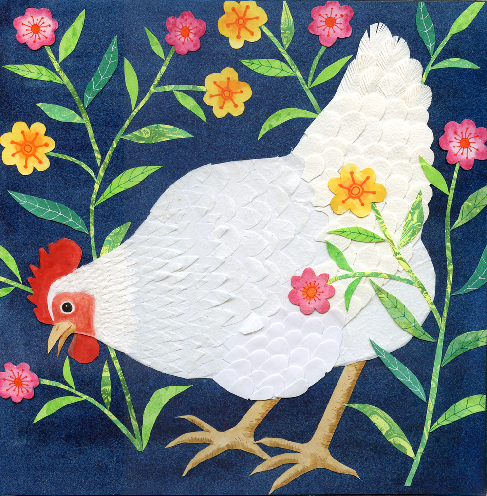 White Chicken #2