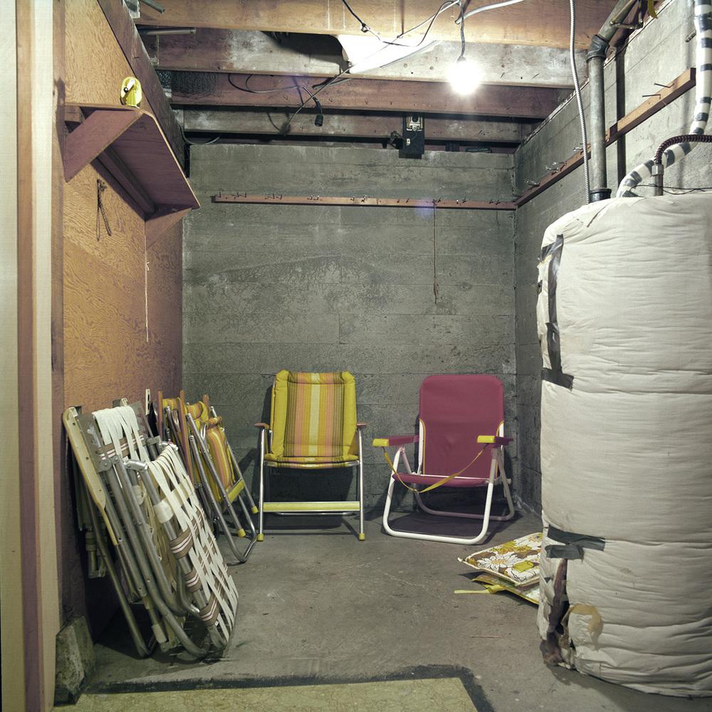 Lawn Chairs   Garage Sale