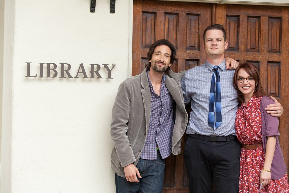 Trigger Street Productions The Library Book w/ Dir. Travis Calvert
