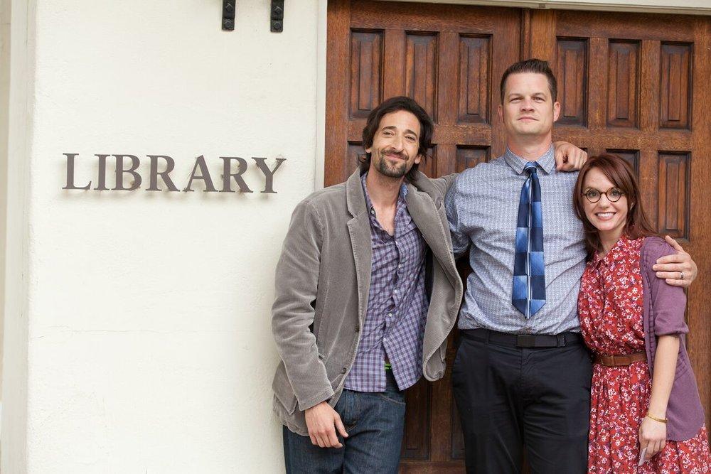 Trigger Street Productions The Library Book w/ Dir. Travis Calvert