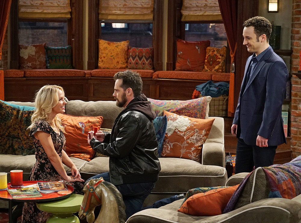 Disney's Girl Meets World- Shawn proposes to Katy