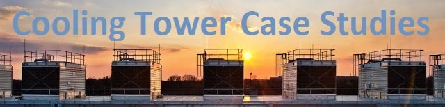 Cooling Tower Case Studies with HydroFLOW
